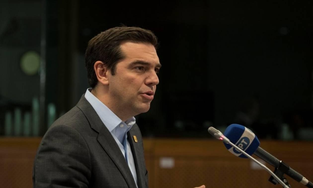 Μήνυμα Τσίπρα από ΗΠΑ - «Η Ελλάδα αφήνει πίσω της την κρίση»