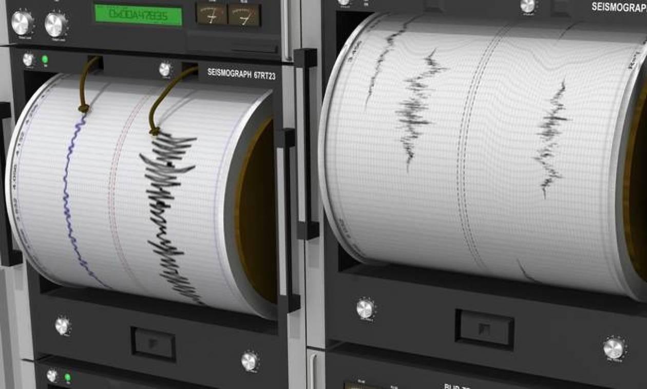 Σεισμός ανατολικά της Κρήτης
