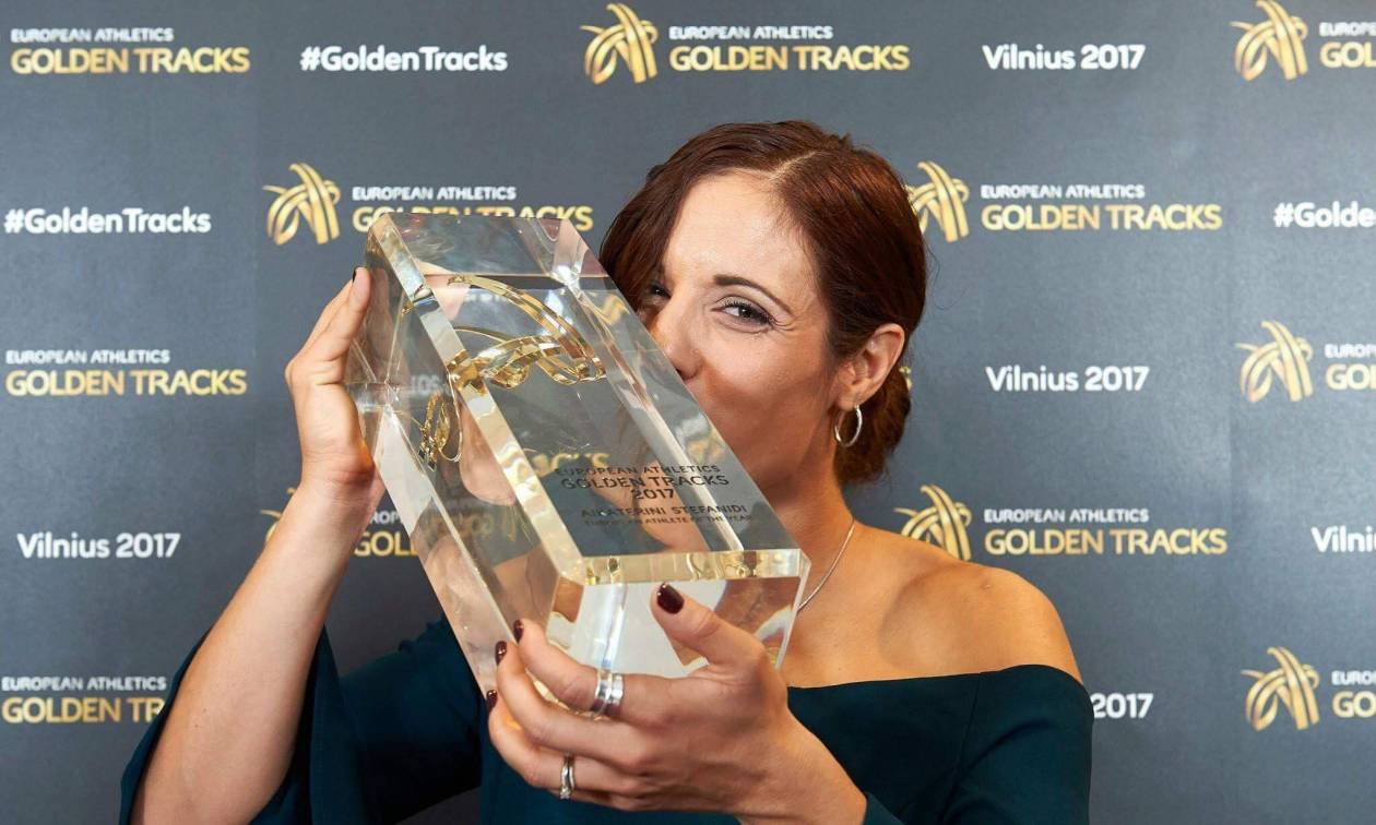 Κατερίνα Στεφανίδη: Γεννηματά και Μητσοτάκης συγχαίρουν το «χρυσό κορίτσι»