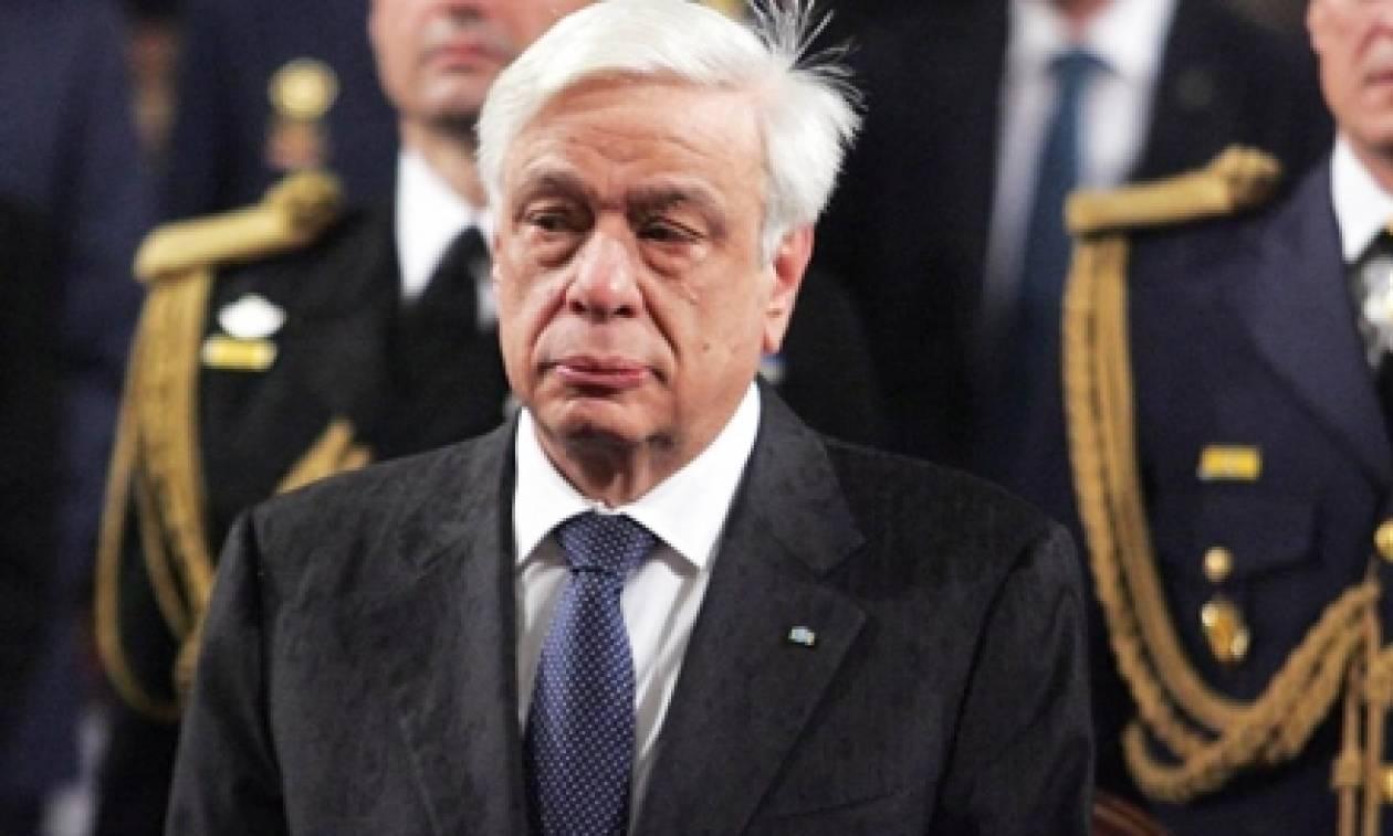 Παυλόπουλος: Δεν πρόκειται να μείνουμε απαθείς απέναντι σε συμπεριφορές διεθνούς τυχοδιωκτισμού