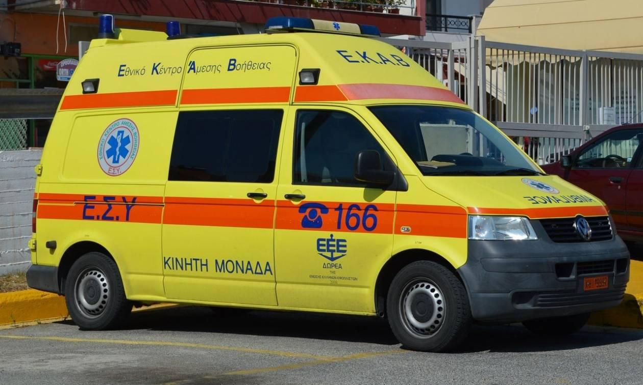 Θρίλερ στο Αλιβέρι: Νεαρός τραυματίστηκε στο πρόσωπο από αδέσποτη σφαίρα