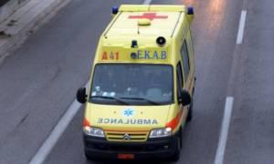 Λάρισα: Σε νοσοκομείο της Αθήνας ο νεαρός που κεραυνοβολήθηκε από ρεύμα