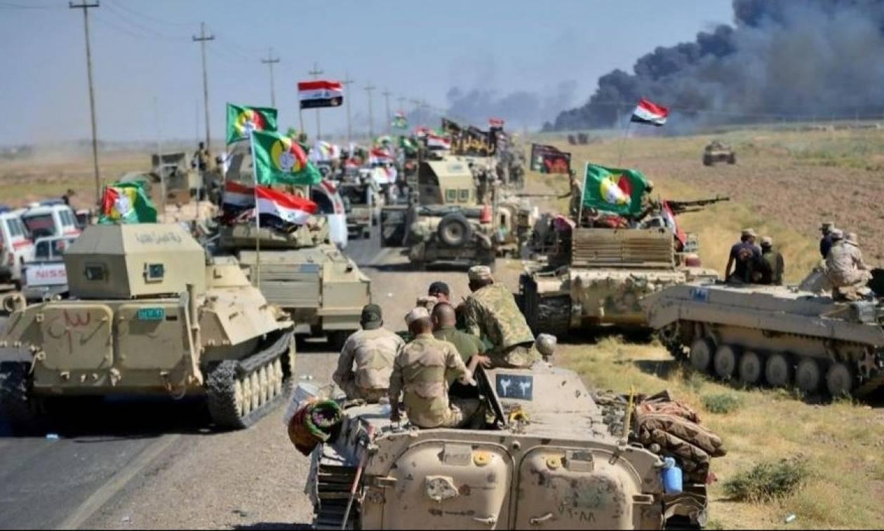 Ξεφεύγουν τα πράγματα στο Ιράκ: «Κήρυξη» πολέμου η παρουσία μαχητών του PKK