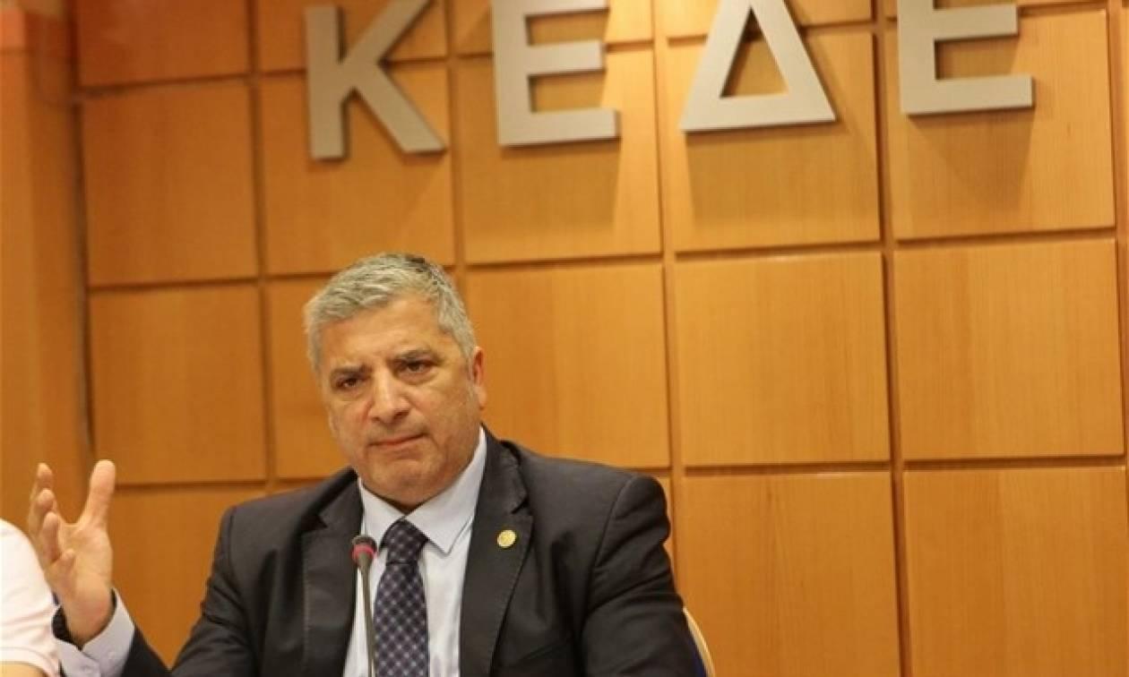 Σήμερα η συνάντηση Γιώργου Πατούλη με ΠΟΕ -ΟΤΑ