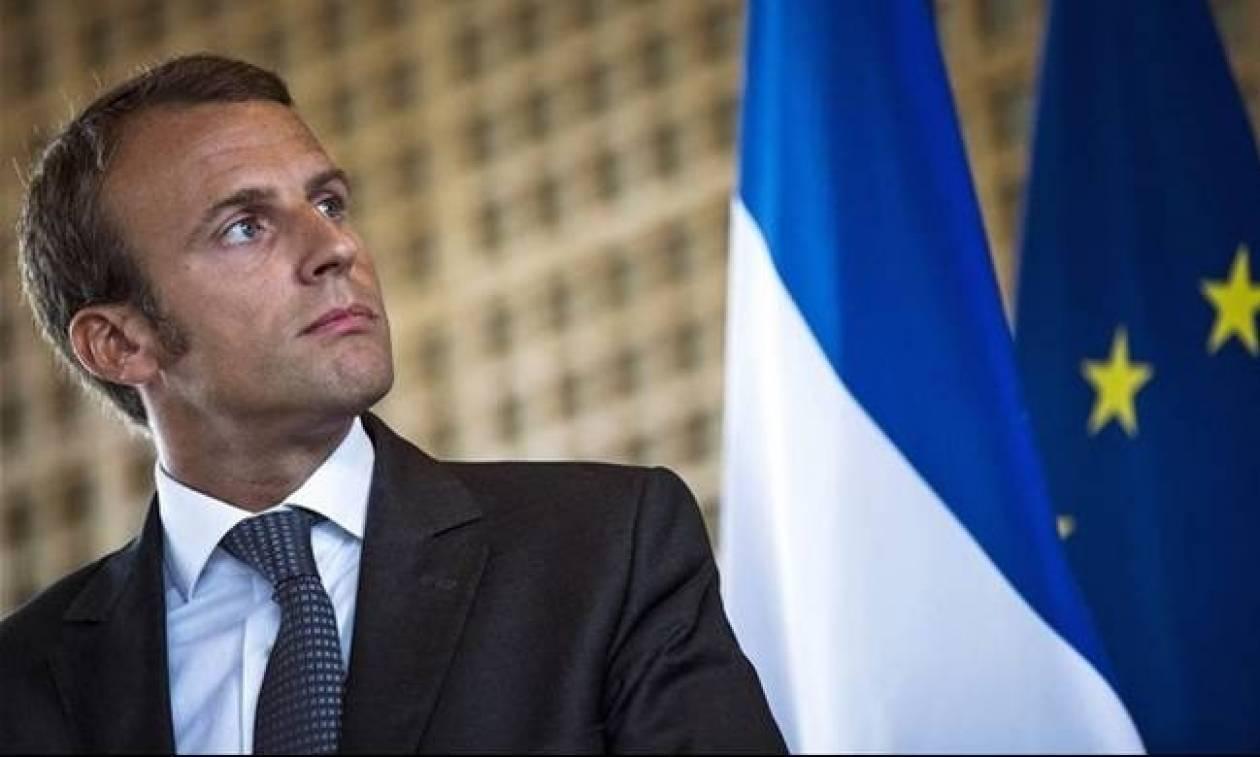 Γαλλία: Ο Μακρόν επιβεβαίωσε ότι θα επισκεφθεί το Ιράν