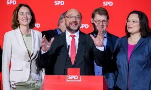 Γερμανία: Εντυπωσιακή νίκη για Σουλτς και SPD στην Κάτω Σαξονία