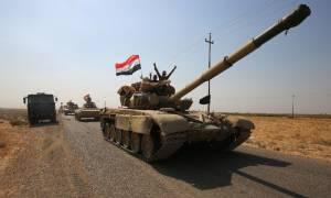 Ιράκ: Ο στρατός πήρε τον έλεγχο «τεράστιων» εκτάσεων στο Κιρκούκ
