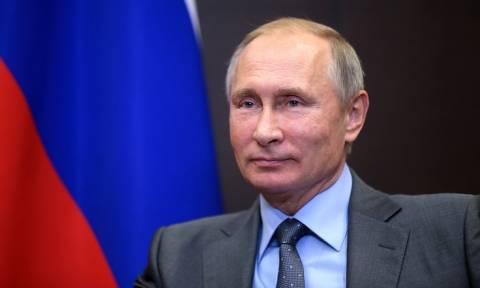 Путин назвал угрозой эрозию международного права и культуры межгосударственного диалога