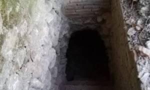 Οι μυστικές στοές της Πάτρας