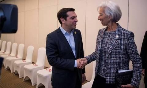 Алексис Ципрас пребывает с официальным визитом в США