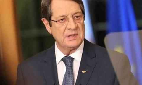 Анастасиадис вновь вступил в борьбу за пост президента Кипра