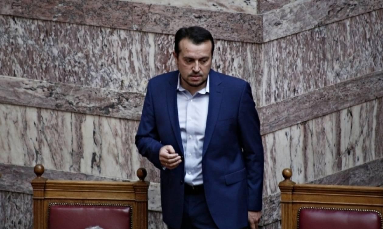 Νίκος Παππάς: Η Ελλάδα έχει μπει σε νέα σελίδα χωρίς τα λάθη του παρελθόντος