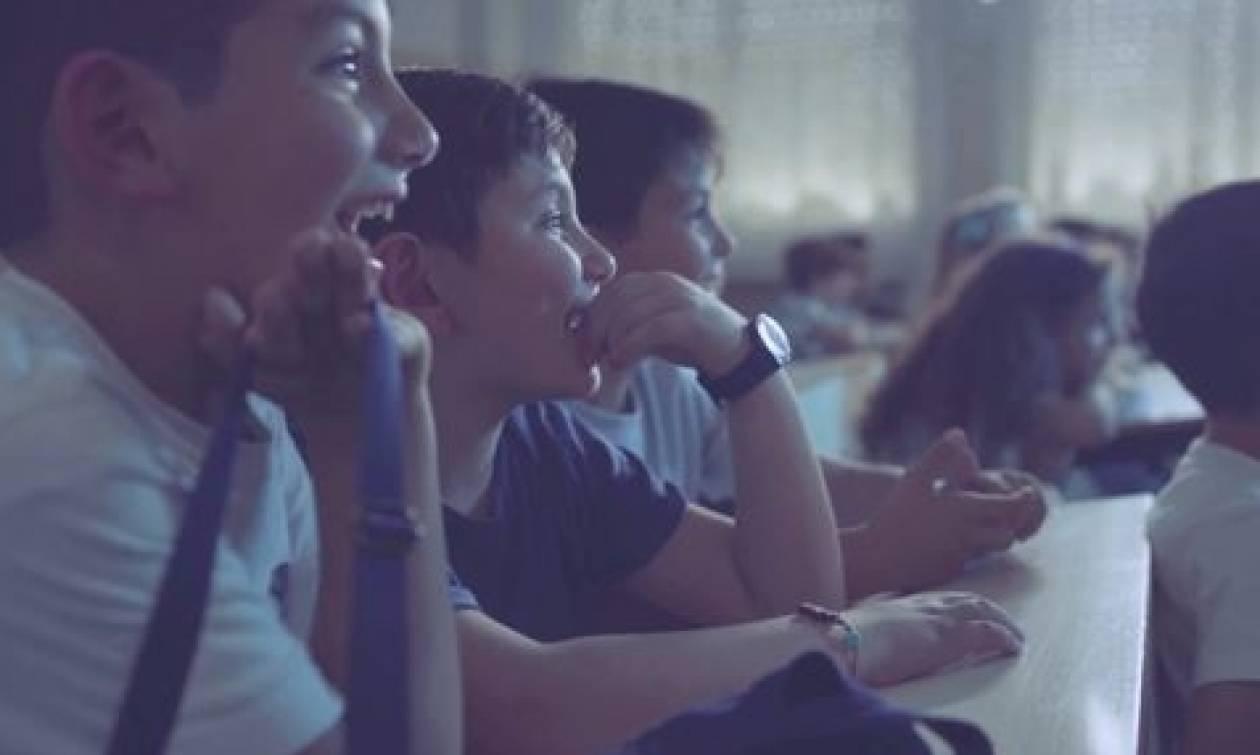 Οι πράσινες «οάσεις» της Αθήνας που θα βοηθήσουν τα παιδιά να αποκτήσουν αληθινές εμπειρίες
