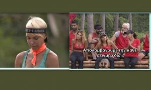 Nomads: Η ειρωνεία της Χριστίνας Κολέτσα στην Νατάσα Καλογρίδη
