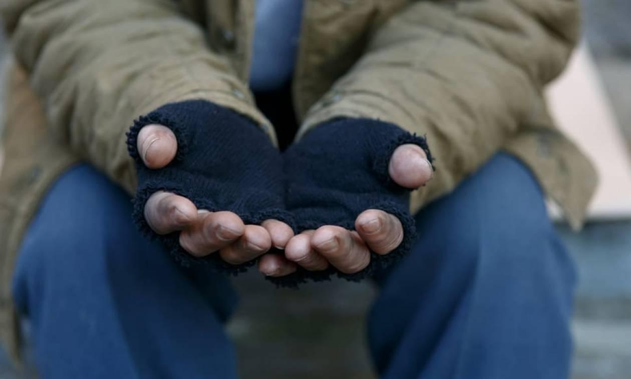 Σοκάρουν τα στοιχεία της Eurostat – Σε συνθήκες φτώχειας πάνω από ένας στους τρεις Έλληνες