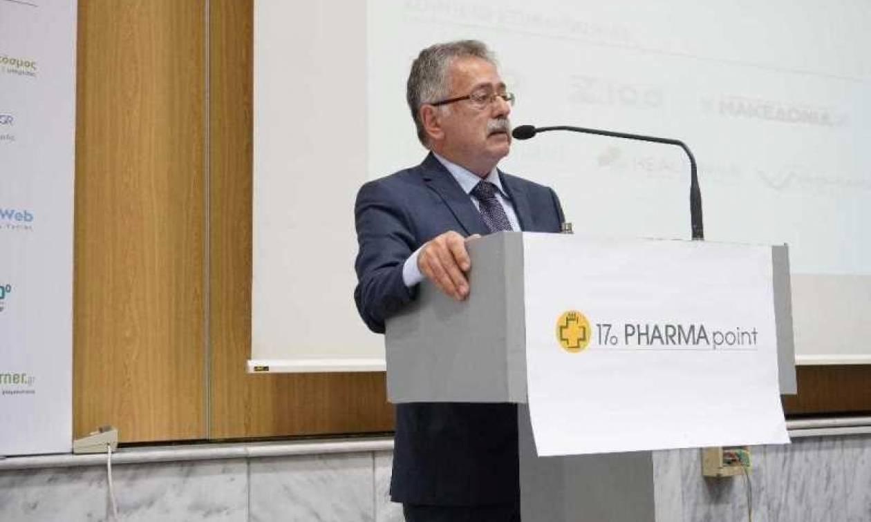 Αποχωρεί από την προεδρία του ΦΣΘ ο Κυριάκος Θεοδοσιάδης