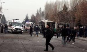 Έκρηξη Τουρκία: Δύο στρατιωτικοί νεκροί