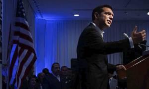 Τσίπρας στις ΗΠΑ: H Ελλάδα είναι ισχυρή και πάλι