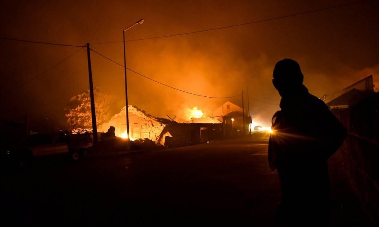 Κόλαση στην Πορτογαλία: Τουλάχιστον 32 νεκροί από τις φωτιές - Ανάμεσά τους και ένα βρέφος