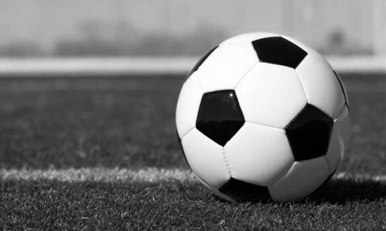 Θλίψη: Πέθανε ξαφνικά παλαίμαχος Έλληνας ποδοσφαιριστής