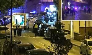 Πανικός στο Λονδίνο: Ένας νεκρός από επίθεση με μαχαίρι κοντά στο σταθμό Parson Green (pics+vid)