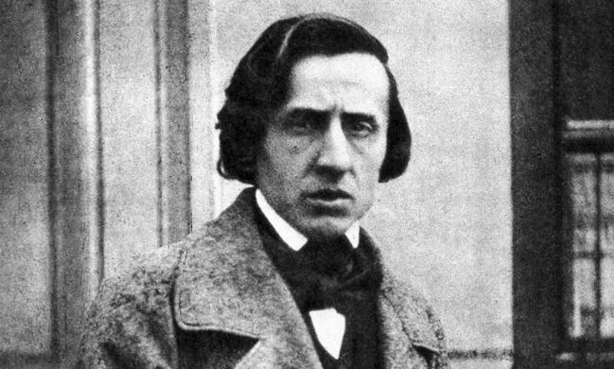 Σαν σήμερα το 1849 πεθαίνει ένας από τους κορυφαίους πιανίστες, ο Φρεντερίκ Σοπέν