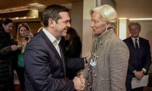 Συνάντηση Τσίπρα – Λαγκάρντ στην Ουάσινγκτον: Τι θα συζητήσουν