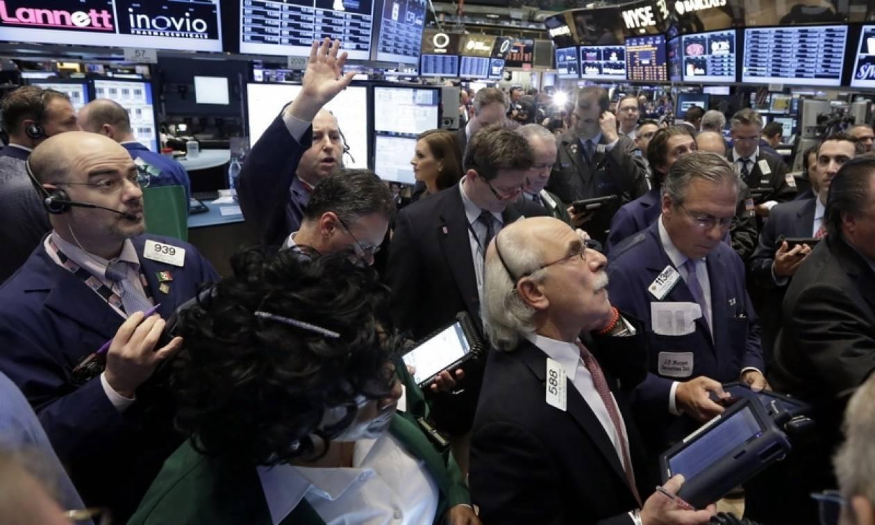 Κέρδη στη Wall Street και νέο ιστορικό υψηλό ο Dow Jones