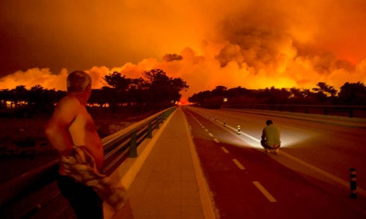 Τριήμερο εθνικό πένθος στην Πορτογαλία: Στους 39 οι νεκροί από τις πυρκαγιές