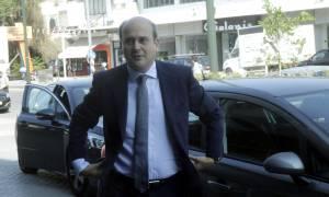 Χατζηδάκης: Ιανός ο Τσίπρας - Άλλα λέει στις ΗΠΑ και άλλα στην Ελλάδα
