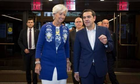 Lagarde: Implementation of program, debt relief essential for Greece to return to growth