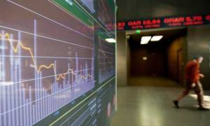 Μικρή πτώση στο άνοιγμα του Χρηματιστηρίου Αθηνών