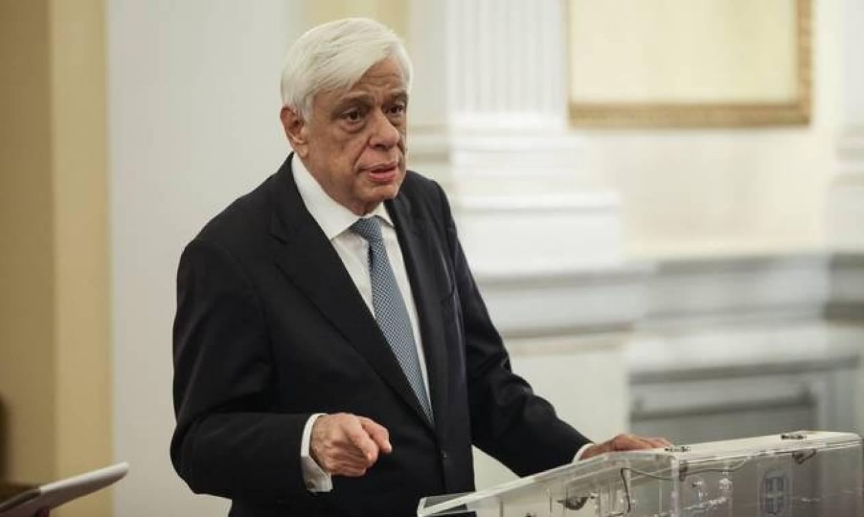 Τηλεφωνική επικοινωνία Προκόπη Παυλόπουλου με τον Πρόεδρο της Πορτογαλίας