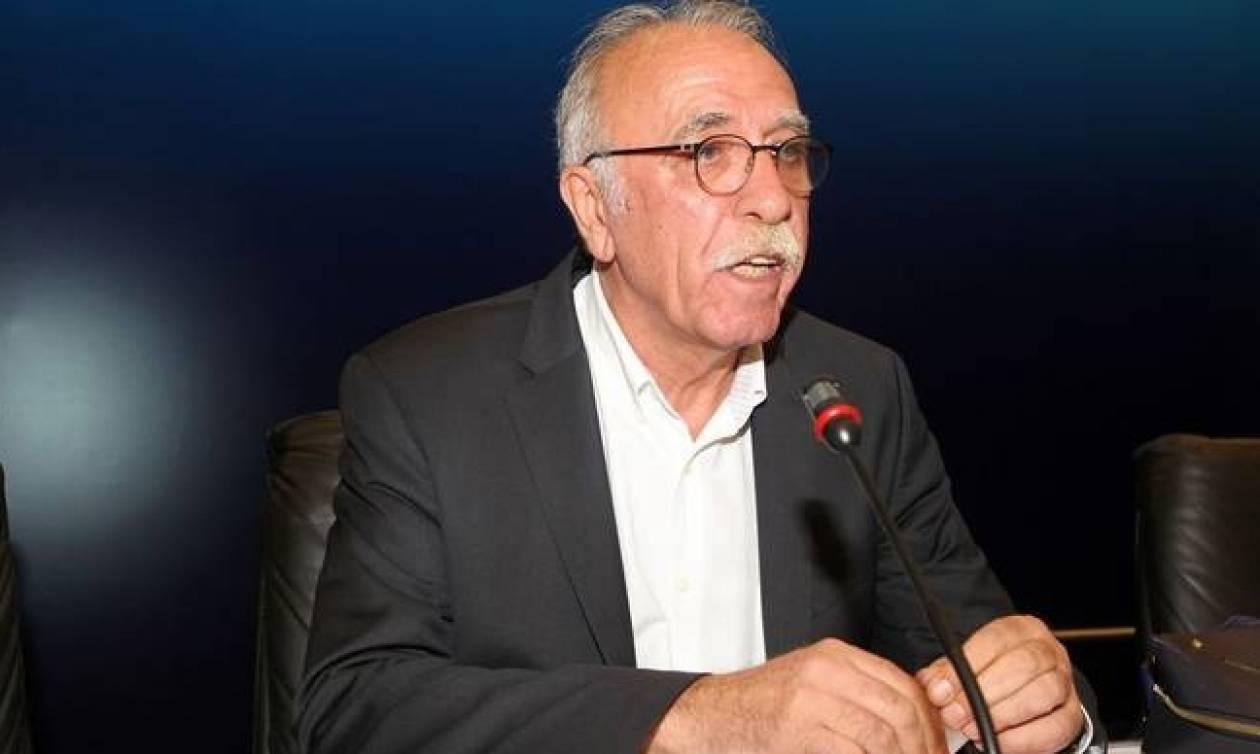 Βίτσας: Στόχος η Ελλάδα να γίνει κέντρο επεξεργασίας αμερικανικών οπλικών συστημάτων