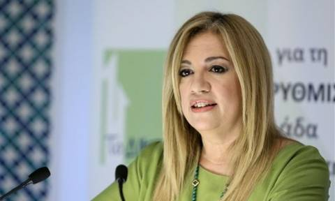 Γεννηματά:Οι ψηφοφόροι του ΠΑΣΟΚ θα δουν τον ήλιο και στις επόμενες εθνικές εκλογές στο ψηφοδέλτιο