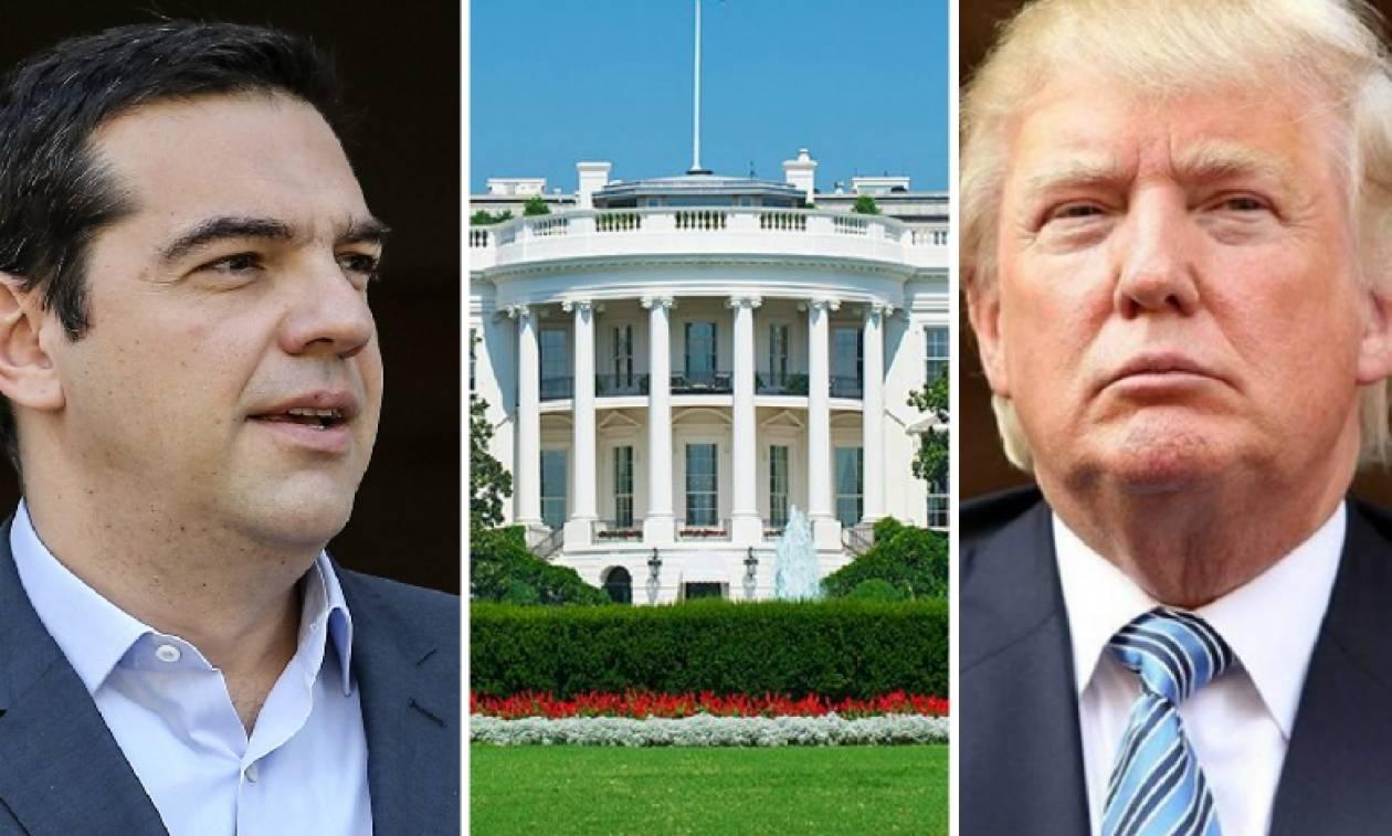 LIVE BLOG: Η συνάντηση Τσίπρα – Τραμπ: Οι γεωπολιτικές εξελίξεις, η οικονομία και οι επενδύσεις