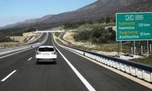 Προσοχή: Κυκλοφοριακές ρυθμίσεις στην Ιόνια Οδό