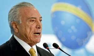 Γκάφα ολκής στη Βραζιλία: Το Κογκρέσο «μαρτύρησε» το τηλέφωνο του Προέδρου