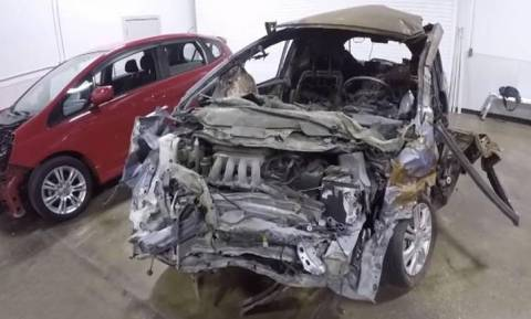 Μυθική αποζημίωση για κακή επισκευή αυτοκινήτου από συνεργείο
