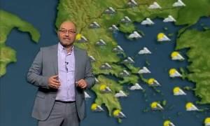 Αλλάζει και με... ενδιαφέρον ο καιρός - Τι λέει ο Σάκης Αρναούτογλου (video)