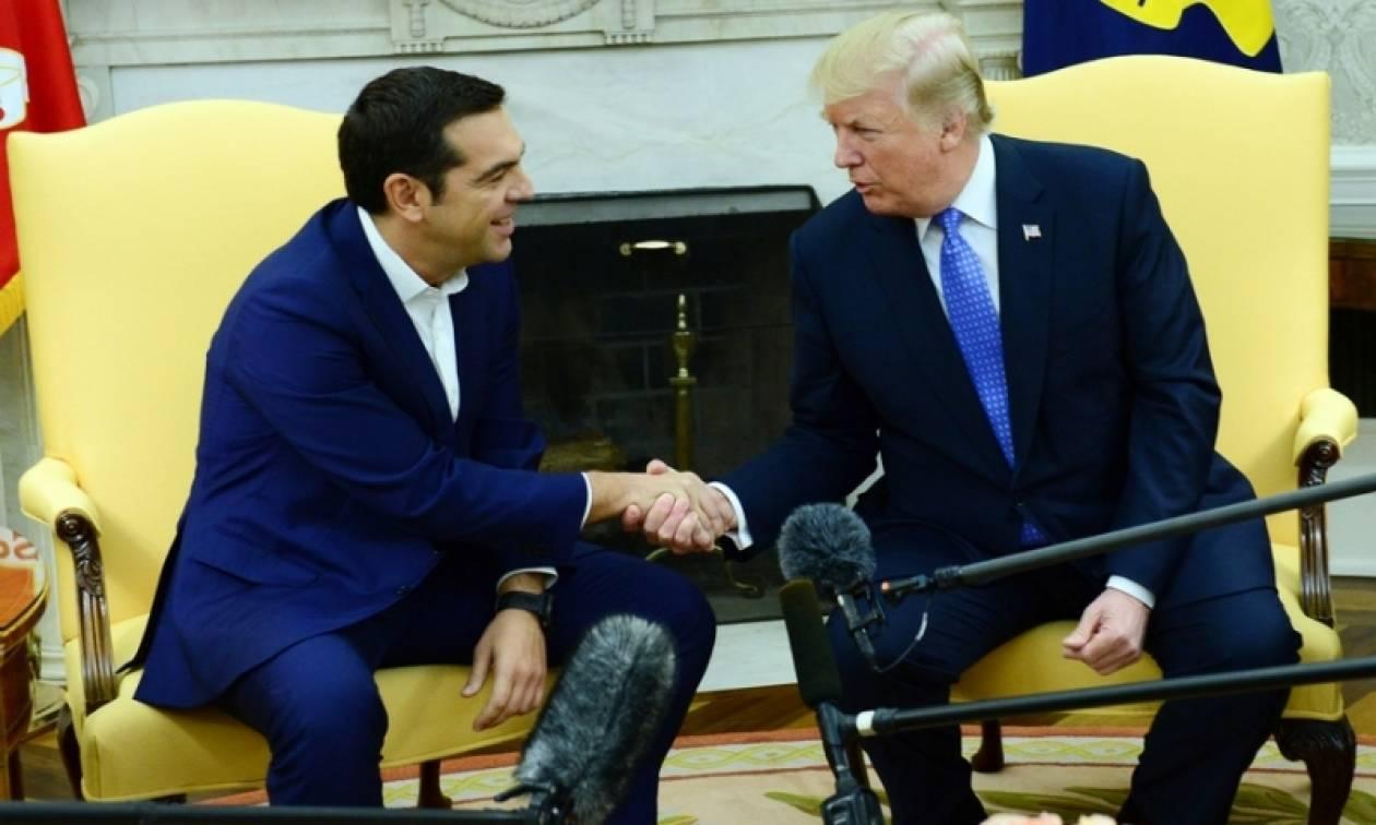 Ένωση Κεντρώων για συνάντηση Τσίπρα-Τραμπ: Φοβόμαστε μήπως υπάρξουν συμφωνίες κάτω από το τραπέζι
