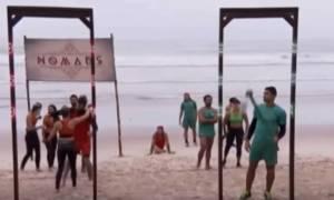 Nomads: Έξαλλος ο Βασιλάκος με τον Αρναούτογλου (video)