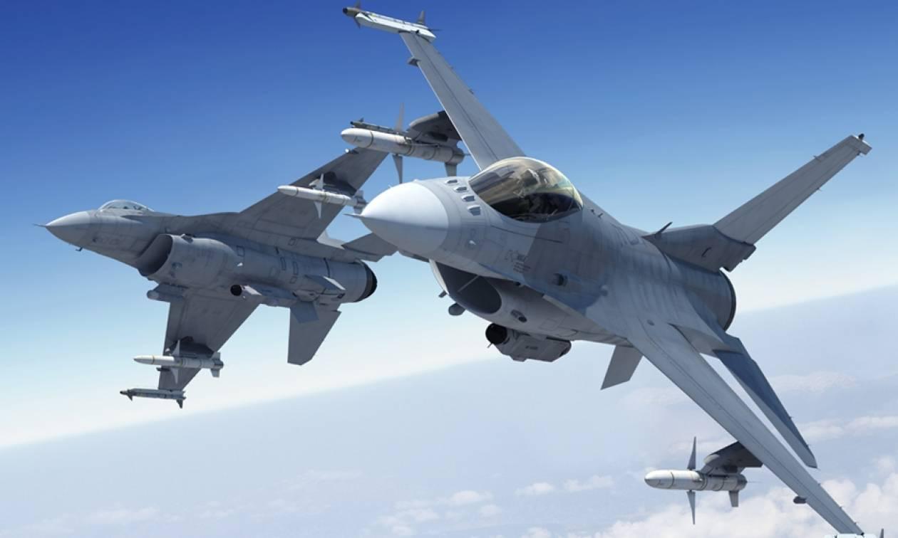 Αναβάθμιση των F-16: Αυτά προβλέπει η συμφωνία με τις ΗΠΑ