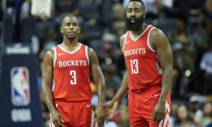 NBA: Επική ανατροπή Ρόκετς με Ουόριορς (video)