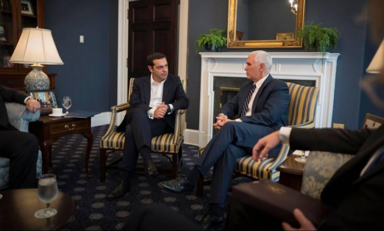 Κυβερνητικές πηγές: Σημαντική η Ελλάδα για τα αμερικανικά συμφέροντα αναφέρουν γερουσιαστές