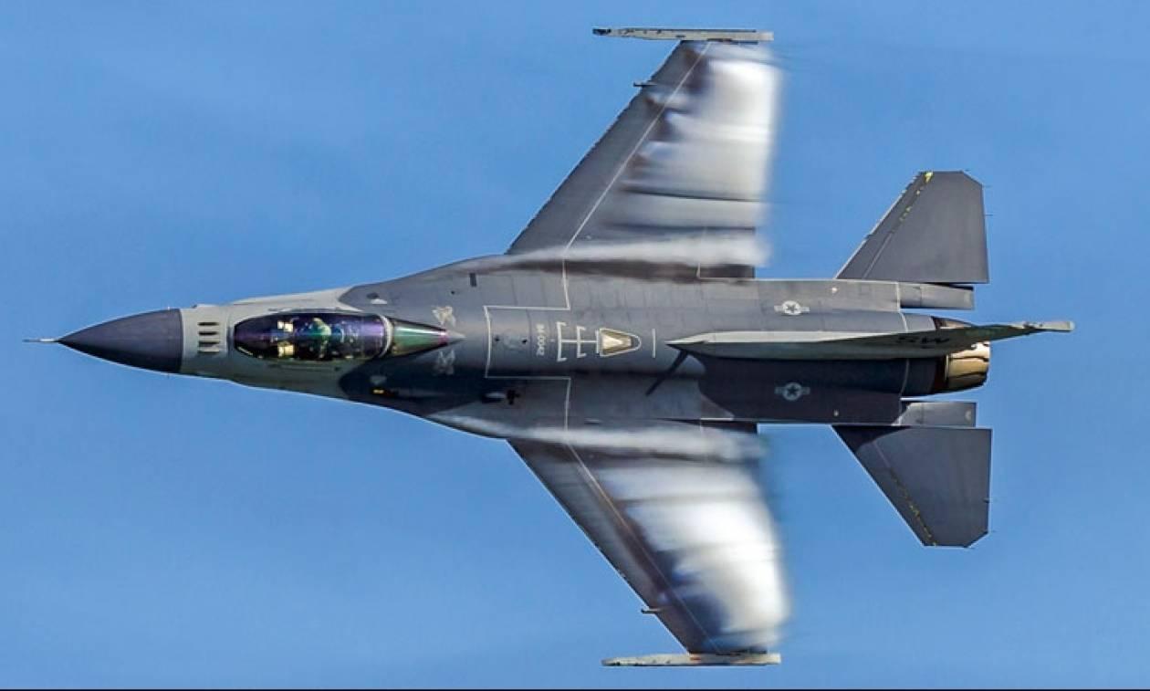 Αυτό είναι το F-16 Viper: Το νέο υπερόπλο της Πολεμικής Αεροπορίας