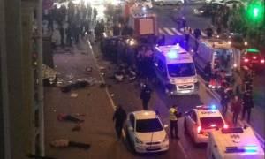 Φρικτό δυστύχημα στην Ουκρανία: Όχημα «θέρισε» πεζούς - Τουλάχιστον πέντε νεκροί