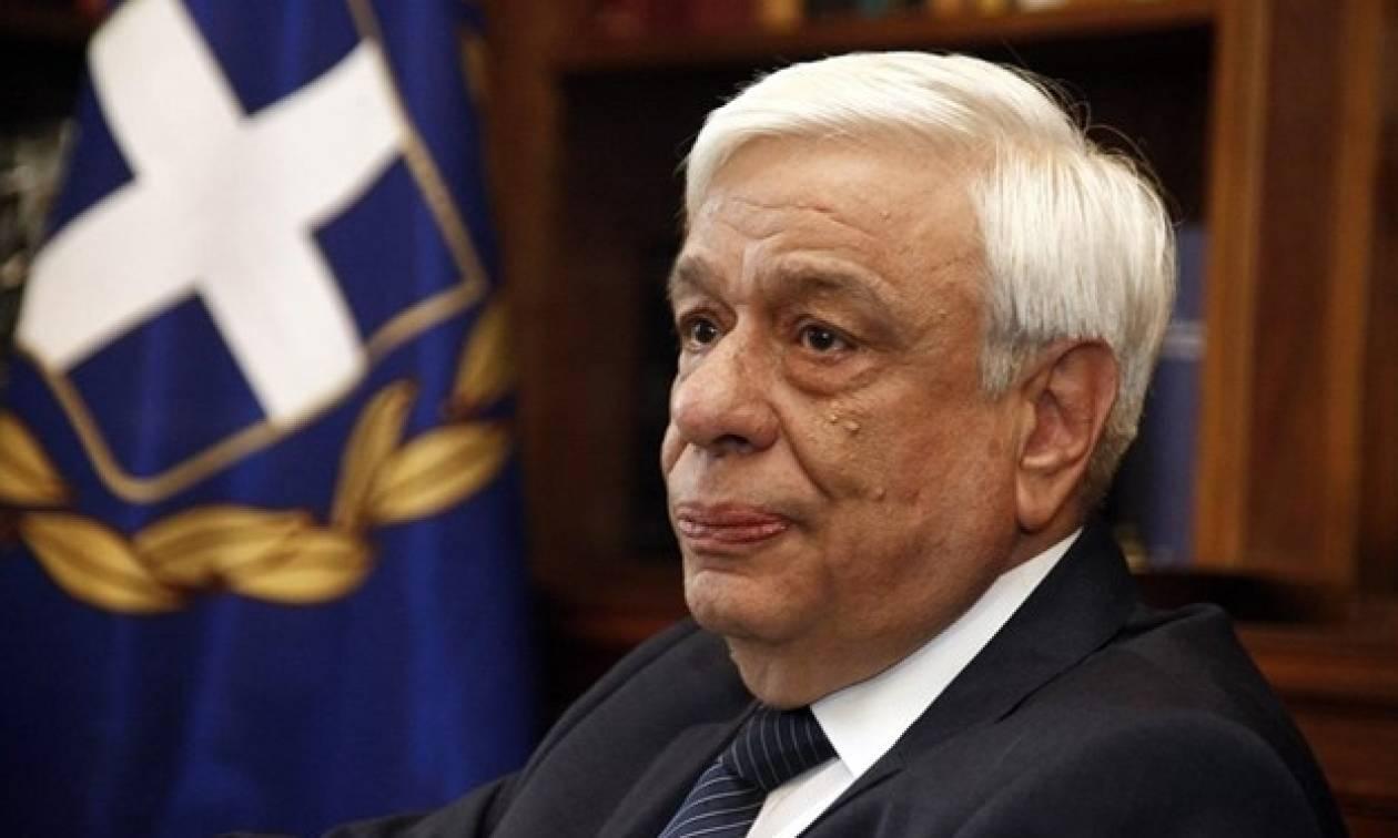 Ο Προκόπης Παυλόπουλος στην εκδήλωση της Ένωσης Ευρωπαίων Δημοσιογράφων