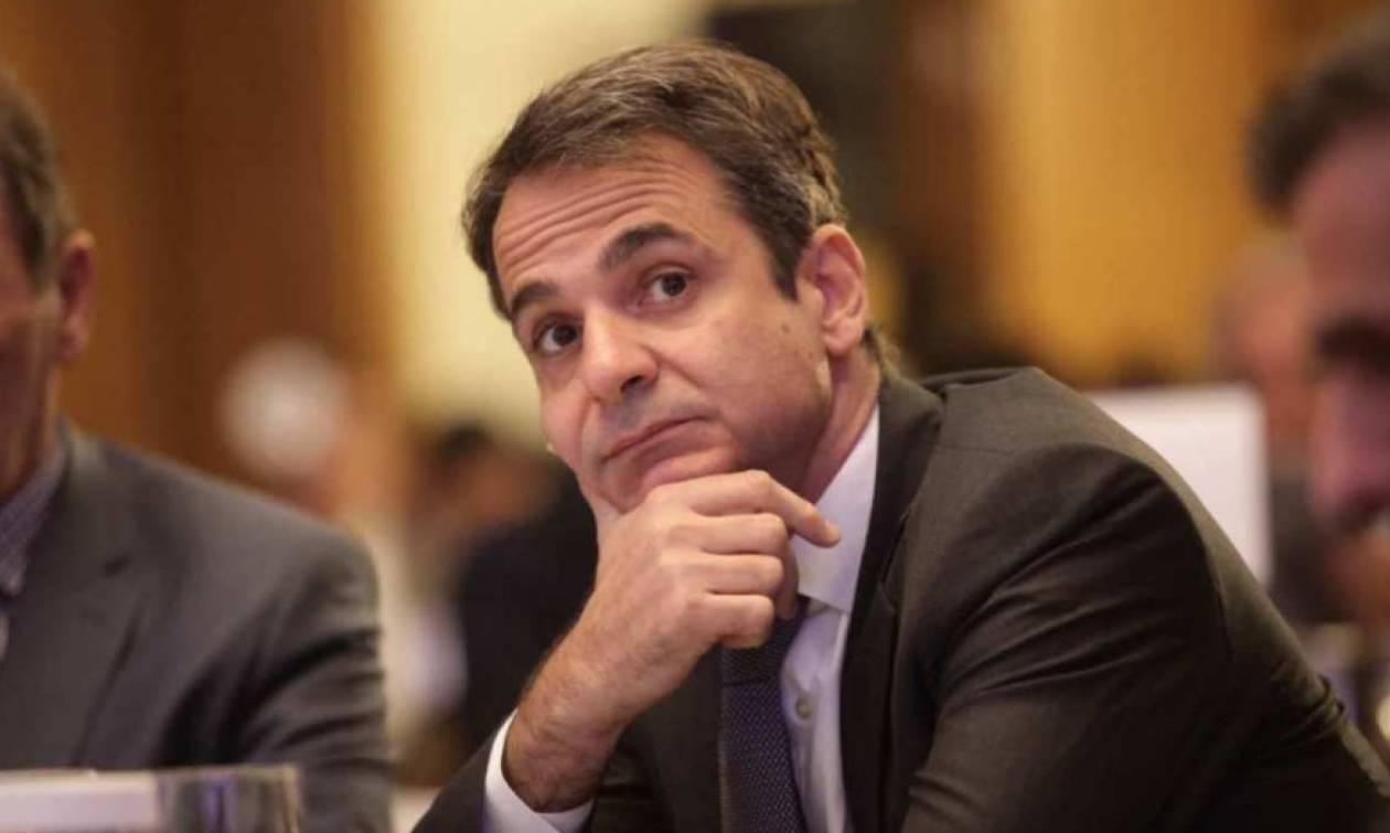 Μητσοτάκης σε 7 ευρωπαίους Επιτρόπους: «Αυτό είναι το σχεδιό μου για την Ελλάδα»
