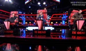 Τhe Voice: Το πιο γρήγορο πάτημα κουμπιού παγκοσμίως έγινε για Ελληνίδα τραγουδίστρια
